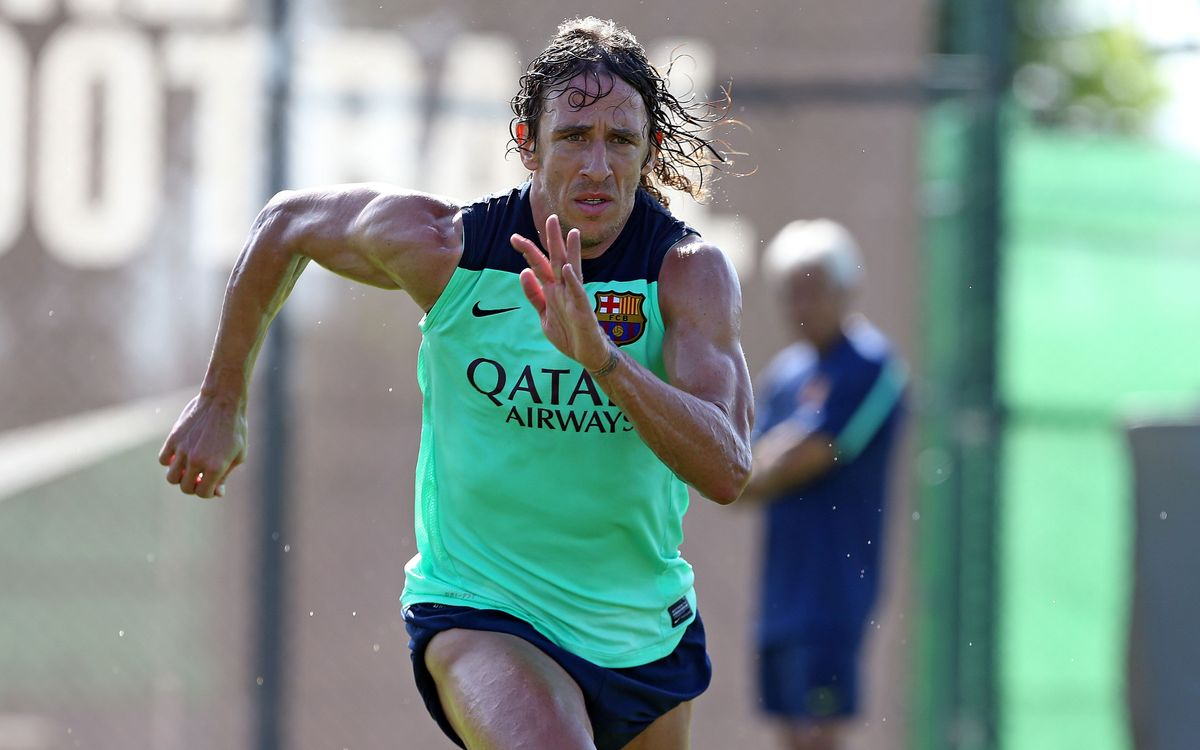 Carles Puyol revient 220 jours après