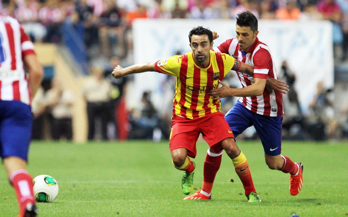 FC Barcelona – Atlètic de Madrid: La primera final