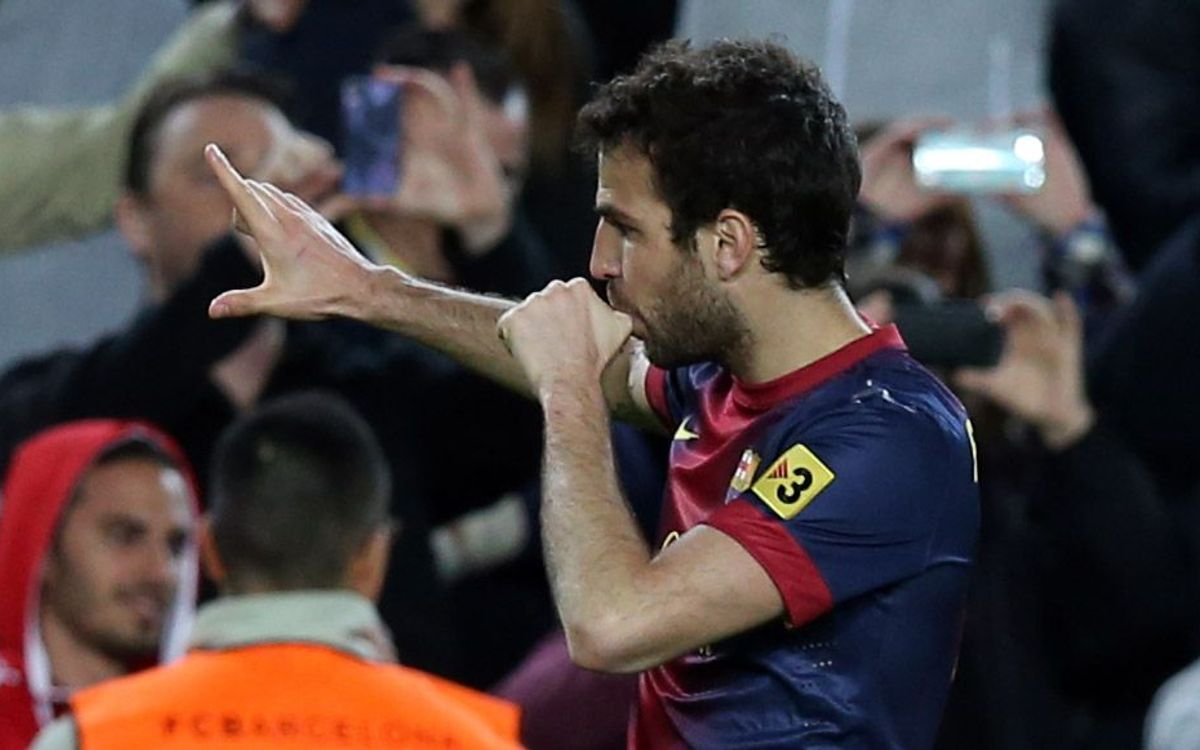"Cesc: ""La Liga is a very important title"