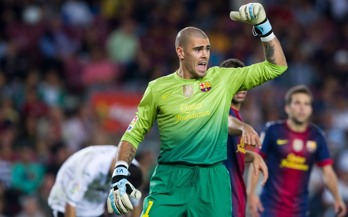 Foot injury forces Valdés out of Betis clash