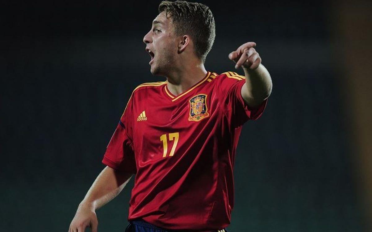 Espanya, eliminada del Mundial Sub-20 (1-0)