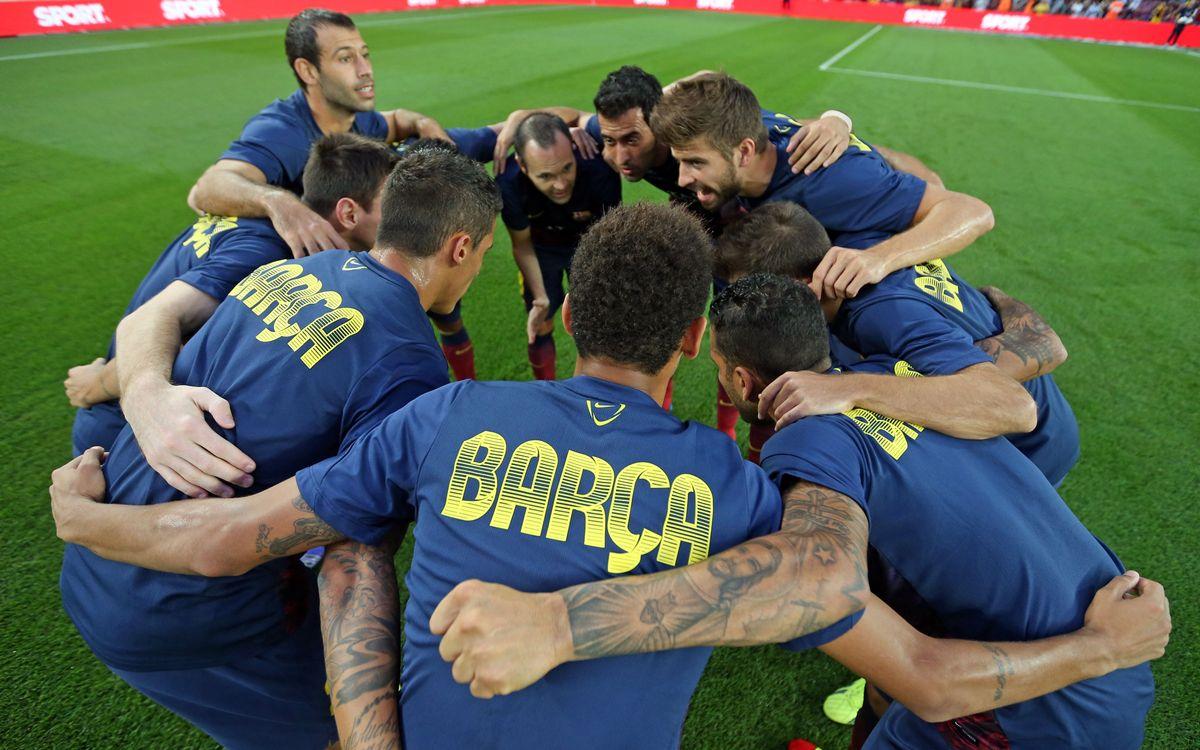 FC Barcelona - Ajax d'Amsterdam: Arriba el dia més esperat