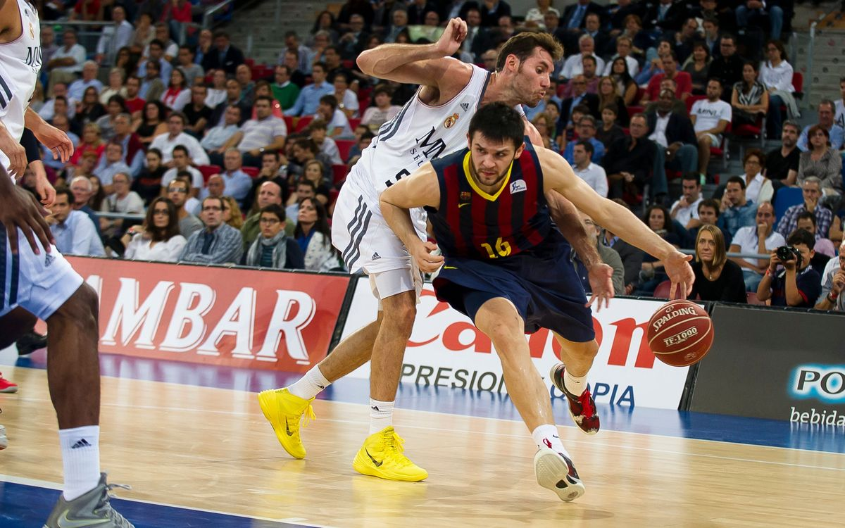 FC Barcelona - Real Madrid: They fought until the end (79-83)