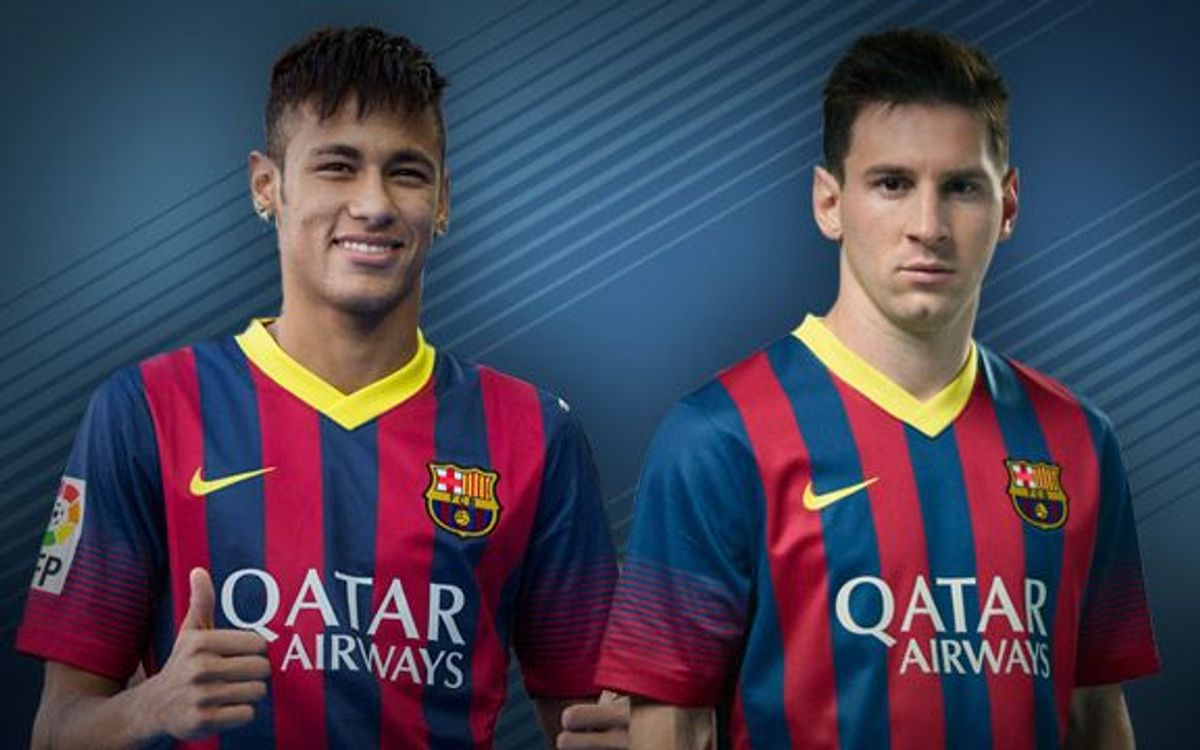 Messi and Neymar Jr, a duo worthy of FC Barcelona's history