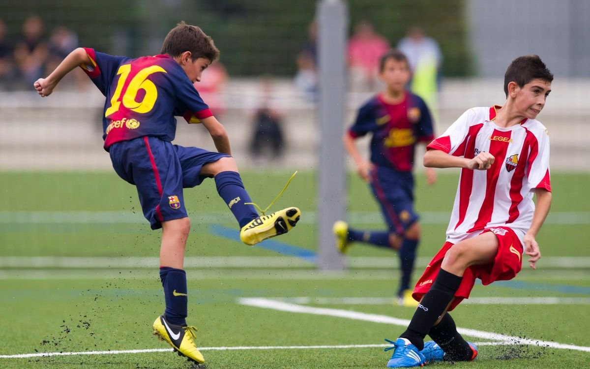 Five best goals scored by La Masia youth teams (May 22 - 29)