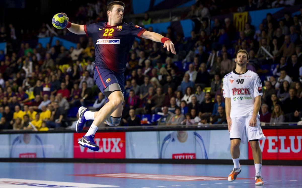 From Rutenka to Miracle, 68 Barça players at World Handball Championship