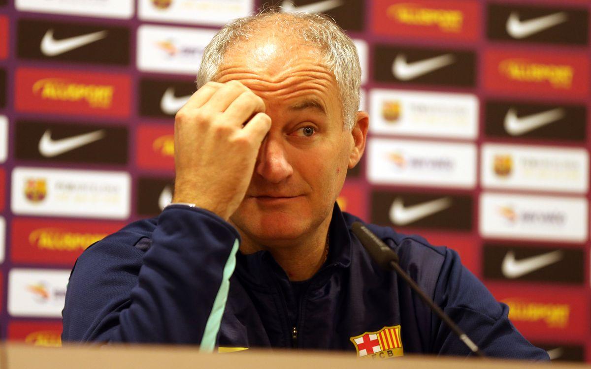 El Barça Alusport és el botxí de l'Inter Movistar a la Copa del Rei