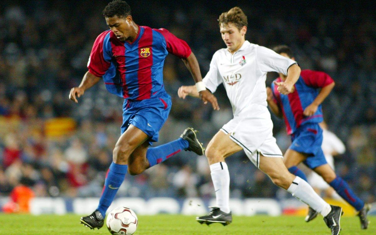 Legendary goals: Patrick Kluivert (part II)