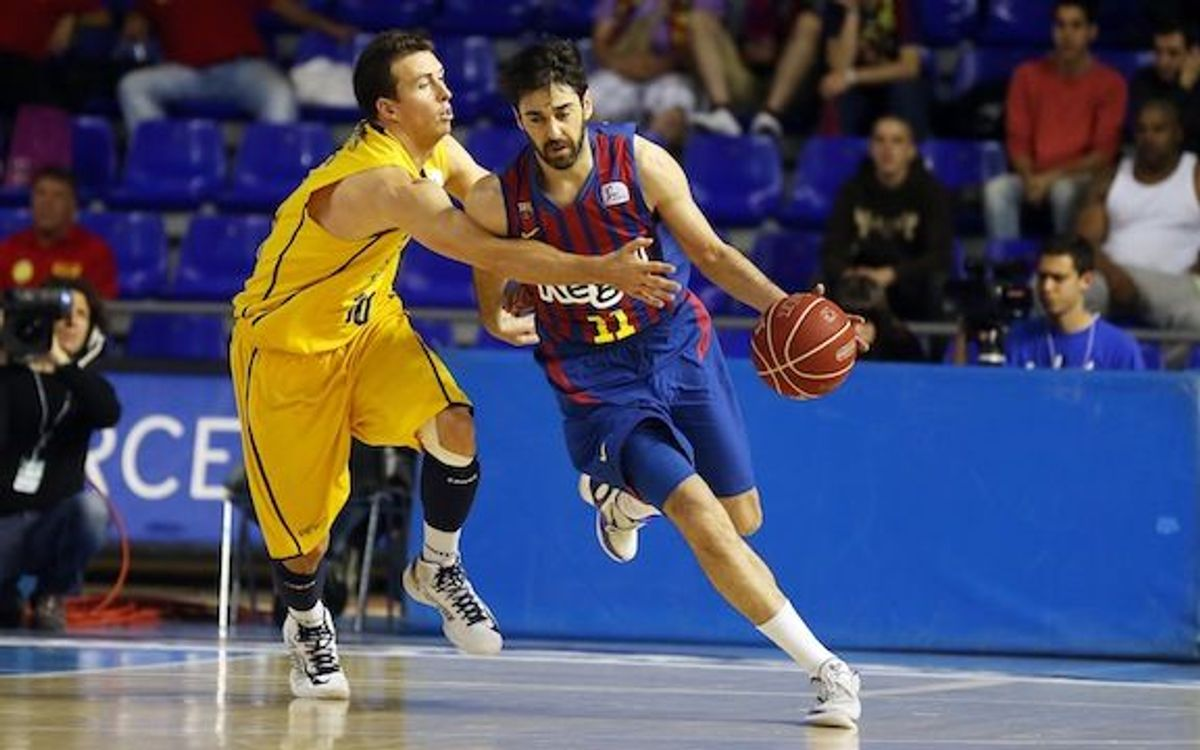 FCB Regal – Gran Canaria: They can react to anything (69-63)