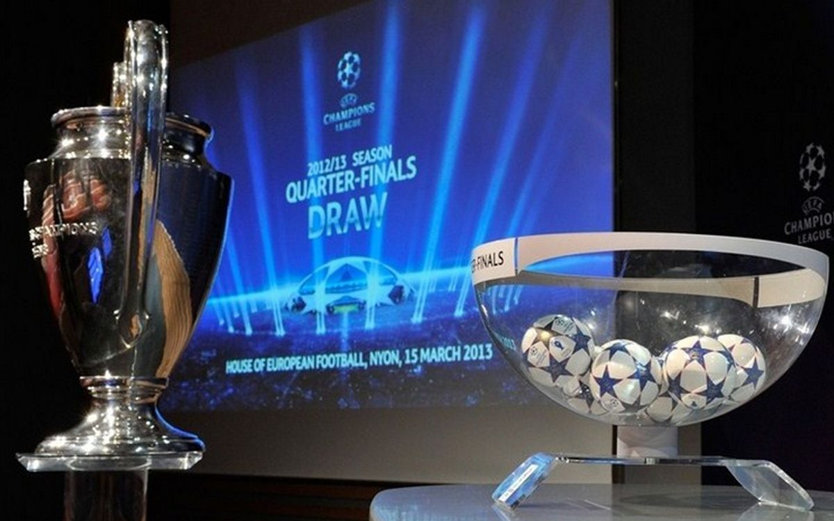 Everything you need to know about the possible CL quarterfinal opponents