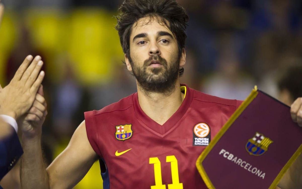 On the road with Juan Carlos Navarro