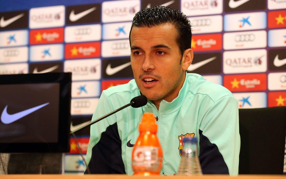 Pedro speaks out against unfair criticism