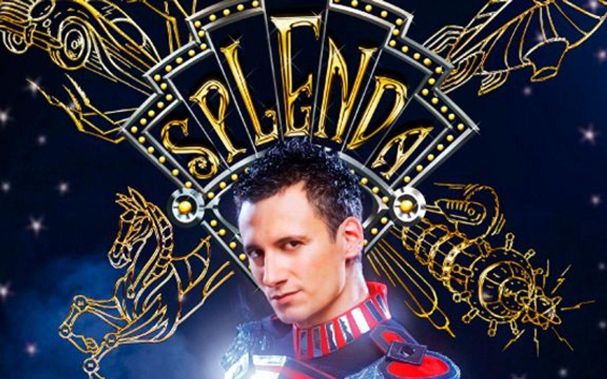 Una superproducció màgica al Teatre Condal: Splenda