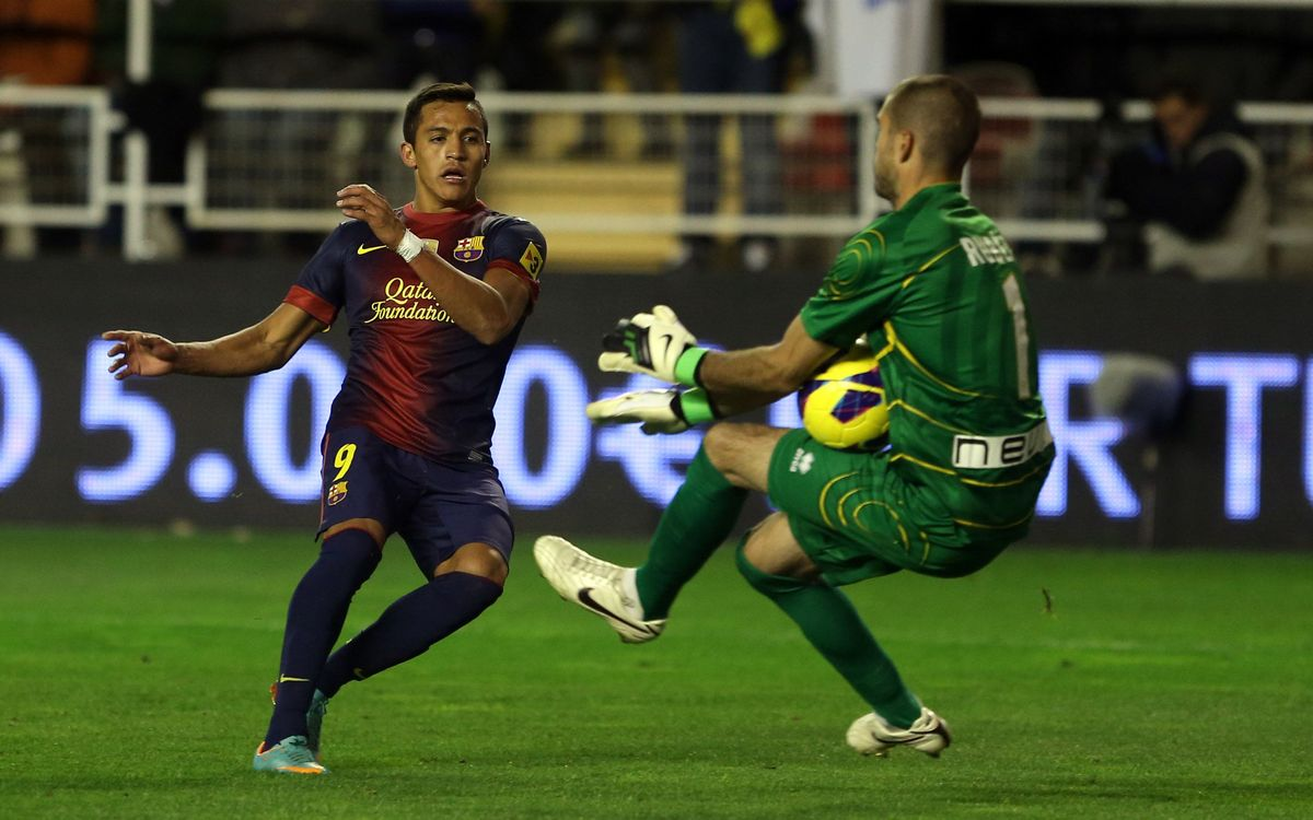 Rayo Vallecano v FC Barcelona: History doesn't count