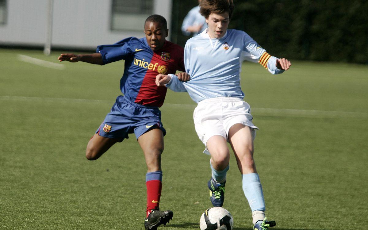 Adama Traoré, FC Barcelona DNA