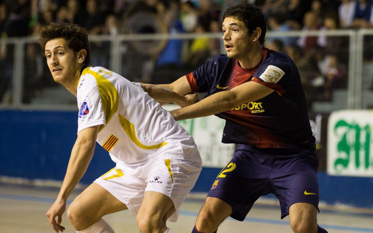Marc Tolrà, cedit al Club Deportivo Xota