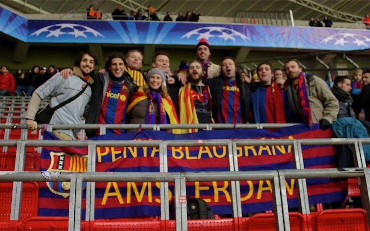 Fent Barça al bressol del futbol total