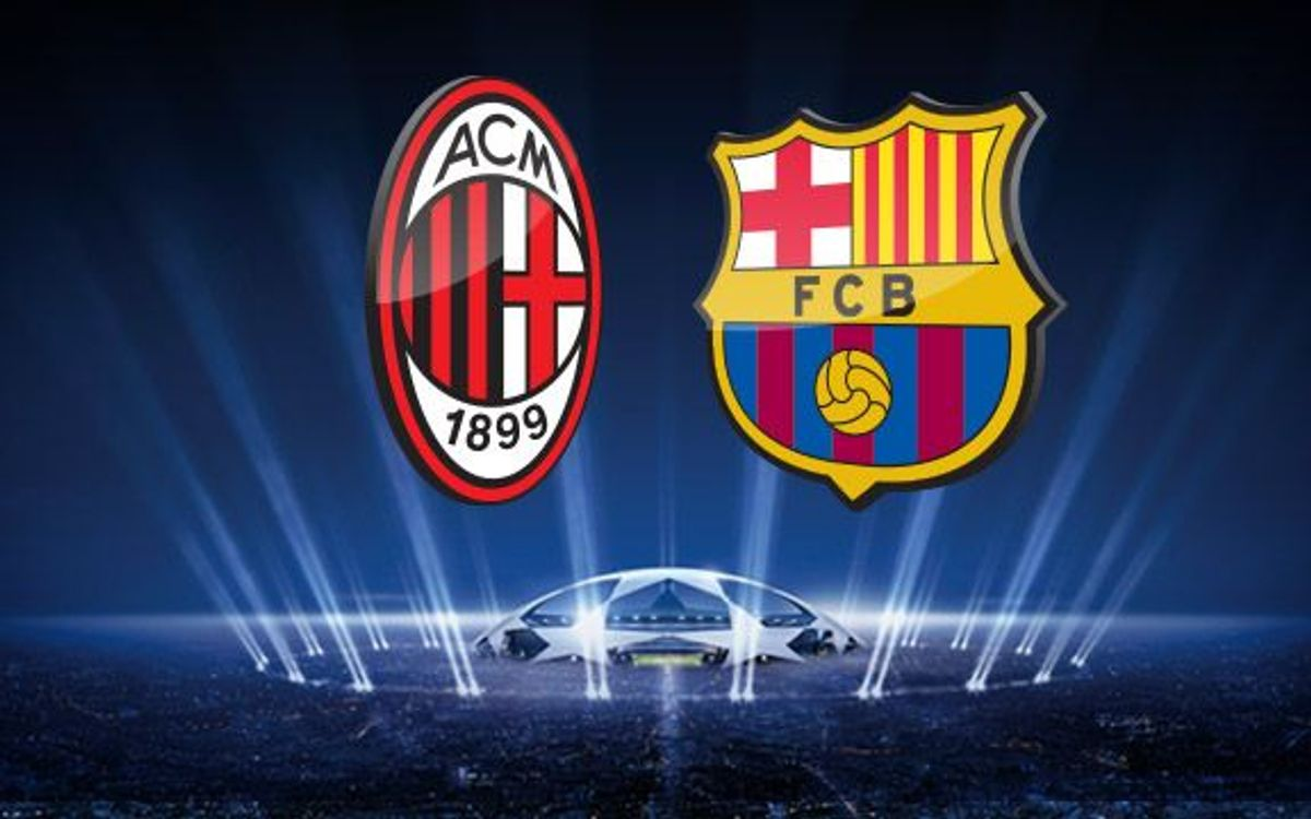 Milan - FC Barcelona: Did you know…