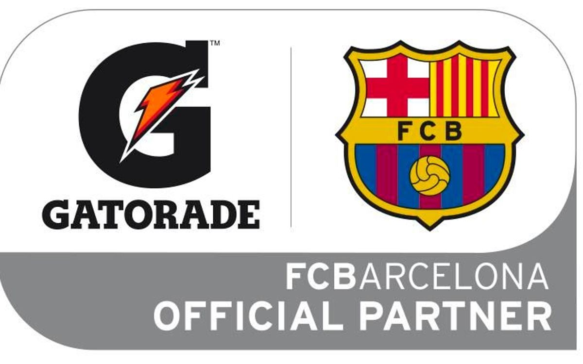 Partnership agreement with Gatorade