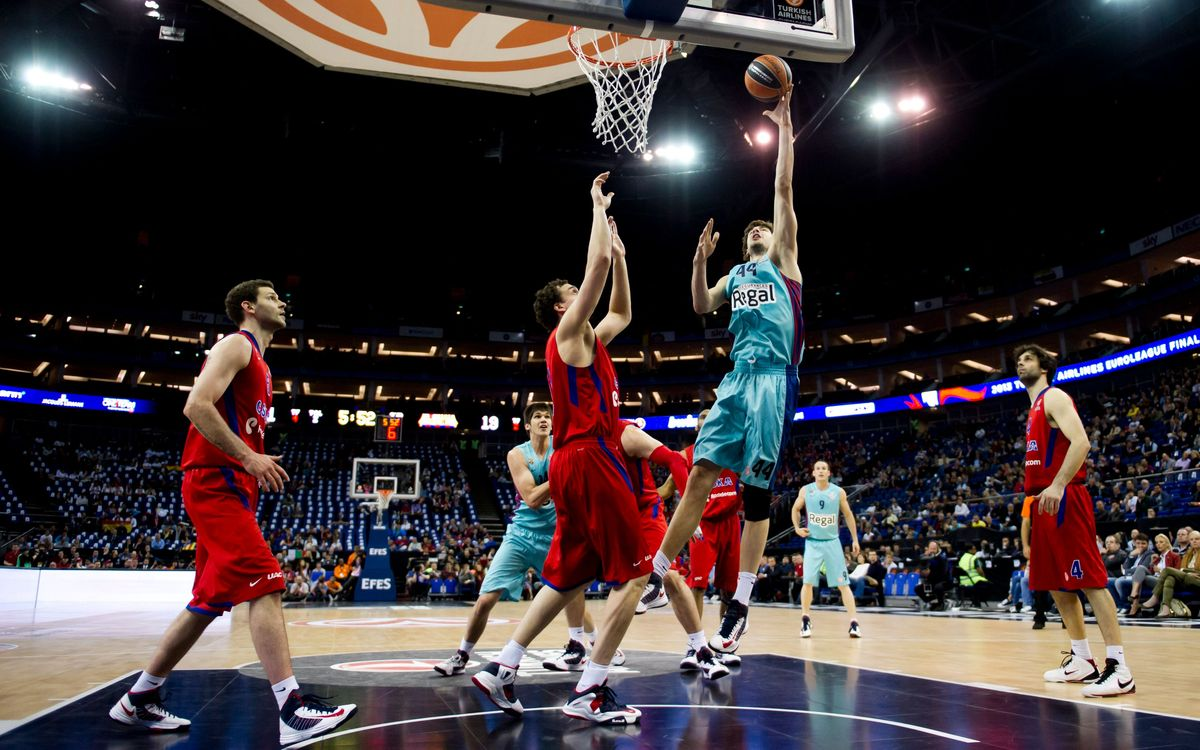 CSKA Moscow - FCB Regal: The least desired outcome (74-73)