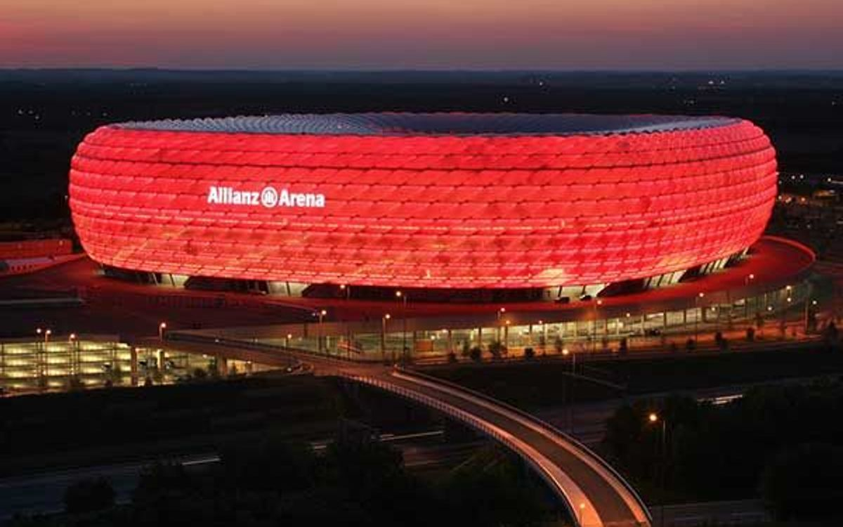 Bayern Munich v FC Barcelona: Tickets from Monday 15