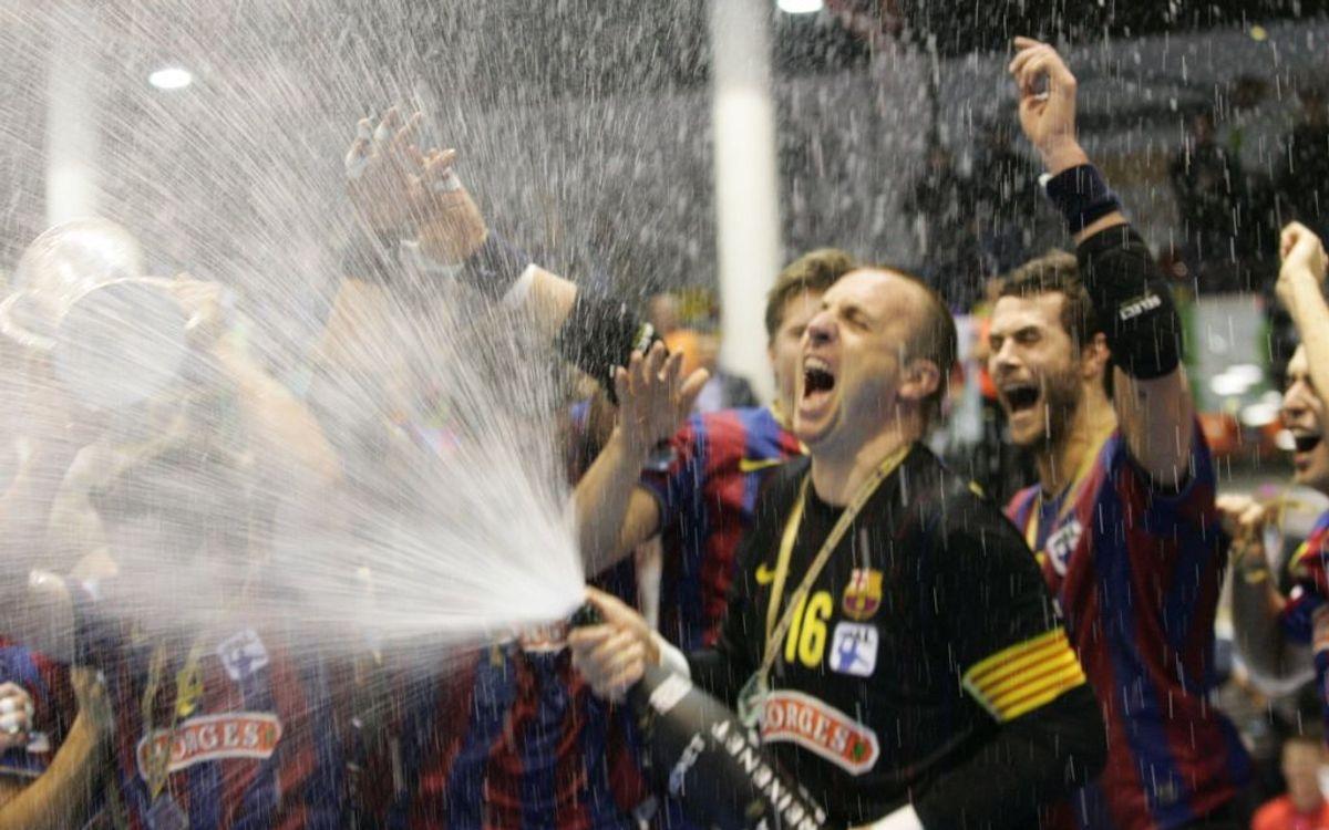 El repte de la Copa del Rei d'handbol per al Barça Intersport