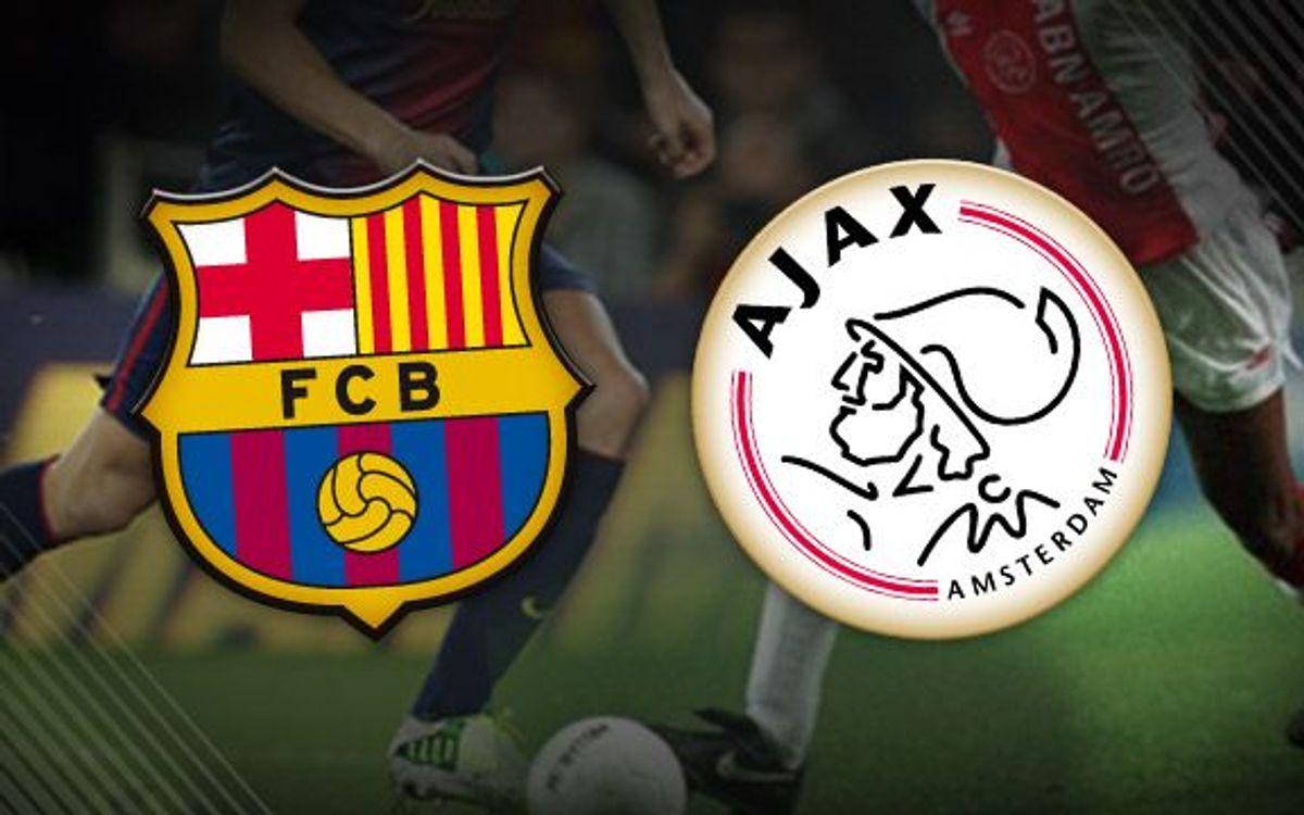 アムステルダム-バルセロナのサッカーコネクション