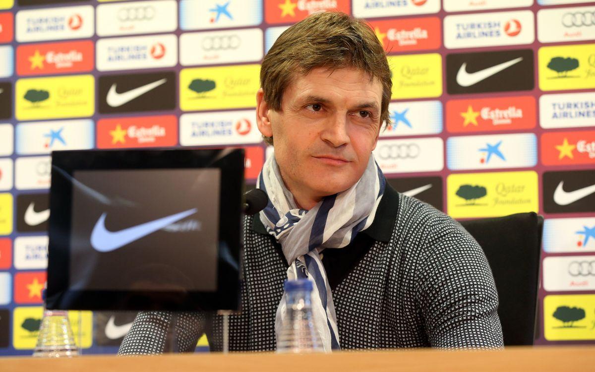 FC Barcelona's league campaign through Tito Vilanova's words