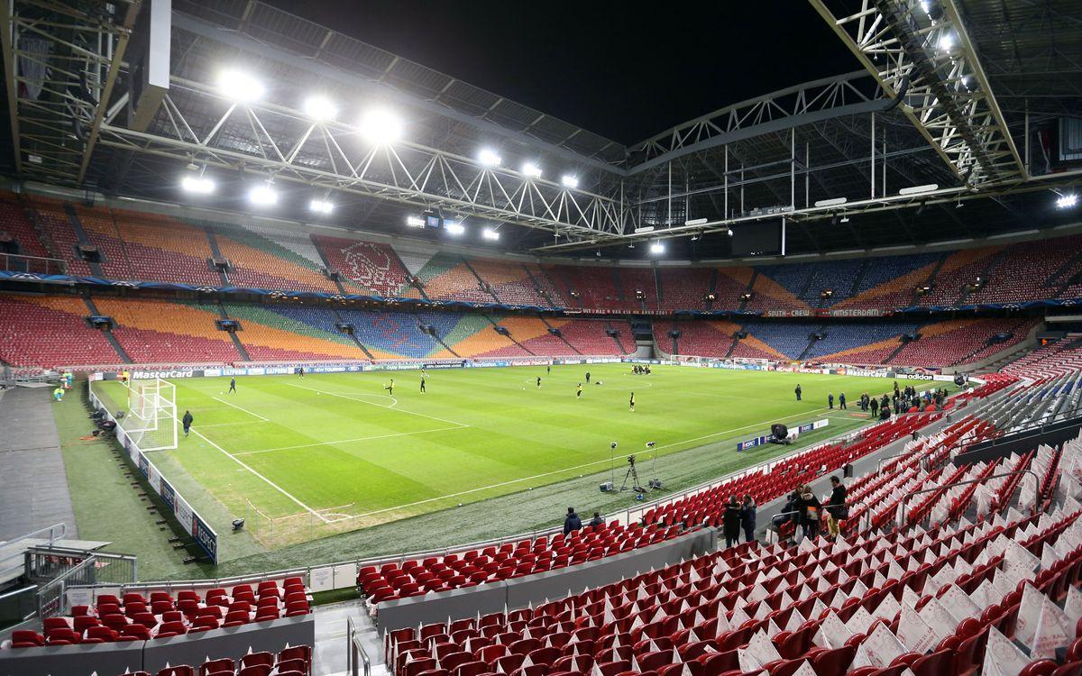 Ajax – FC Barcelone: Première occasion d'assurer la première place