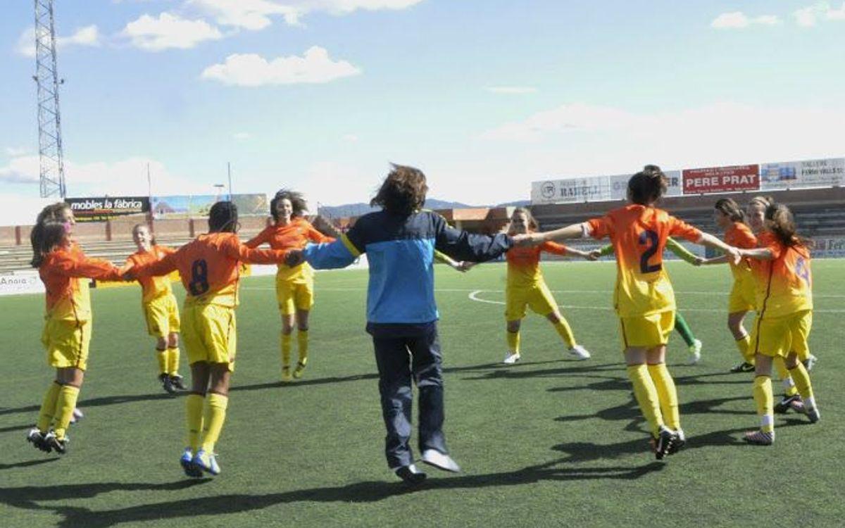 National Sports Award for Barça