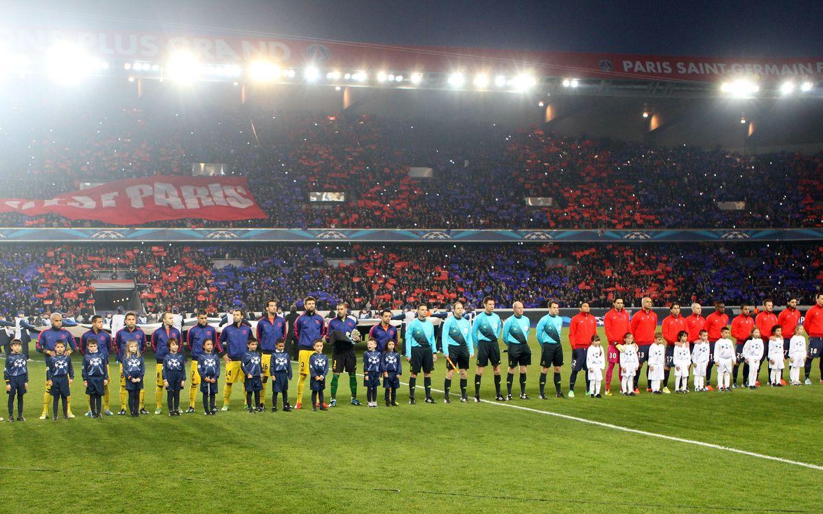 FC Barcelona-Paris Saint-Germain: Did you know...
