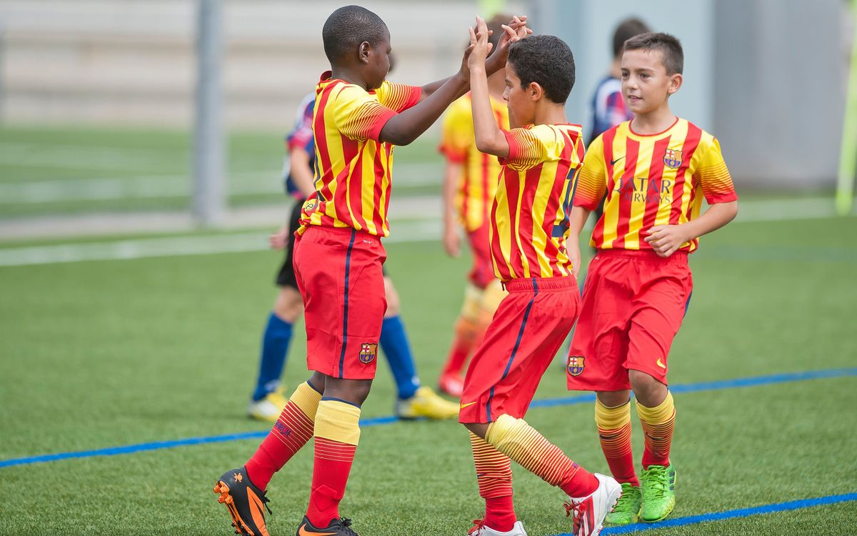 The best Masia teams' goals (26th and 27th October)