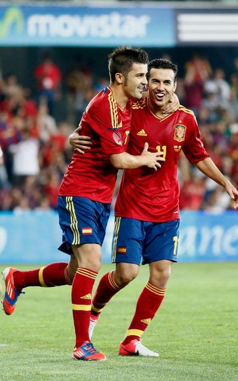 バルサから9人、コンフェデ杯スペイン代表プレ選出