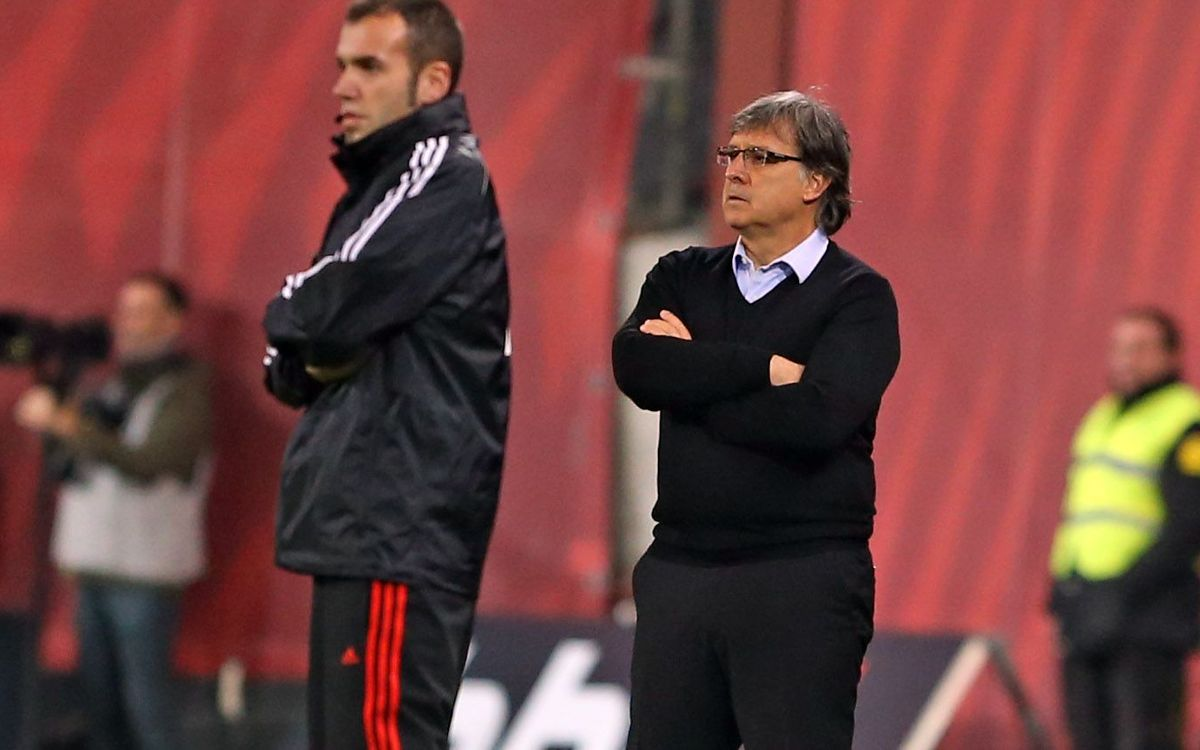 "Tata Martino: ""their goal really hurt us"""