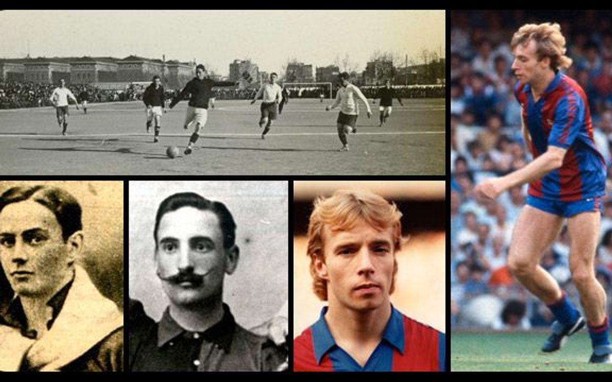 Els escocesos del Barça