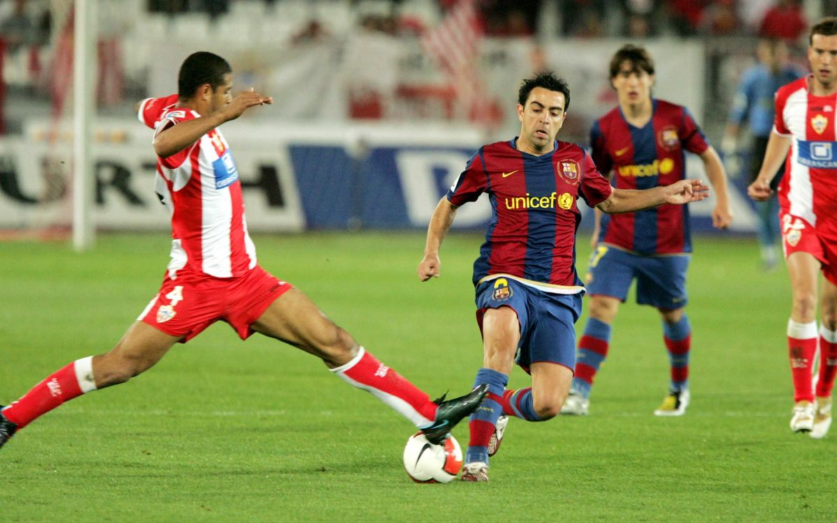 Things you might not know about Almeria v Barça