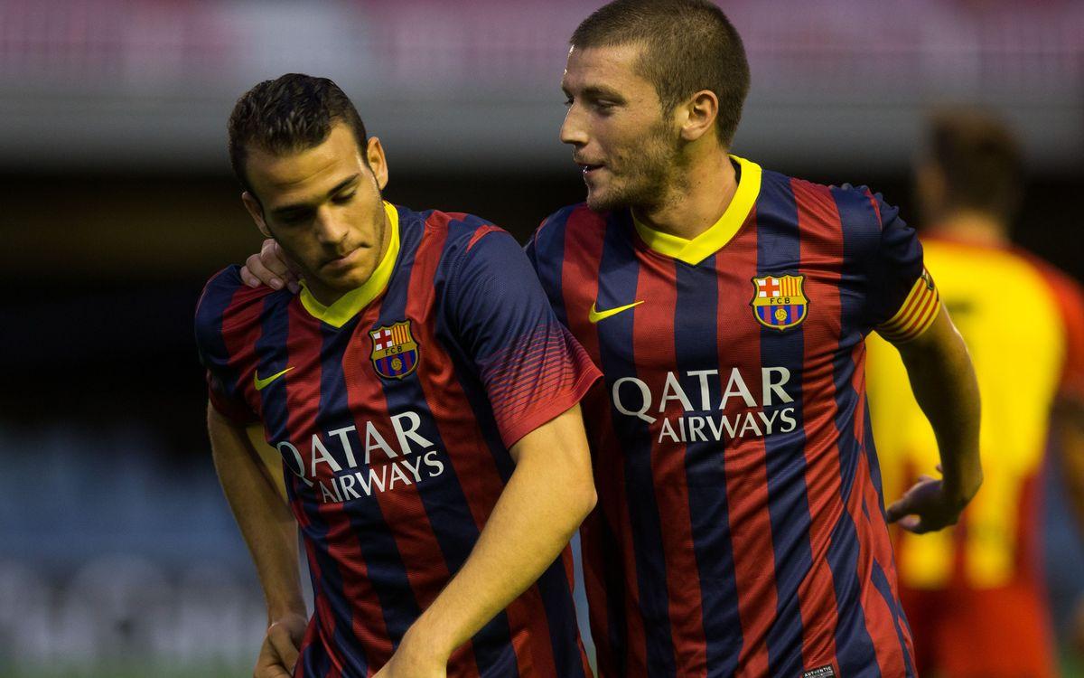 Barça B v Deportivo la Coruña: Barça B take on a team seeking to return to the top flight
