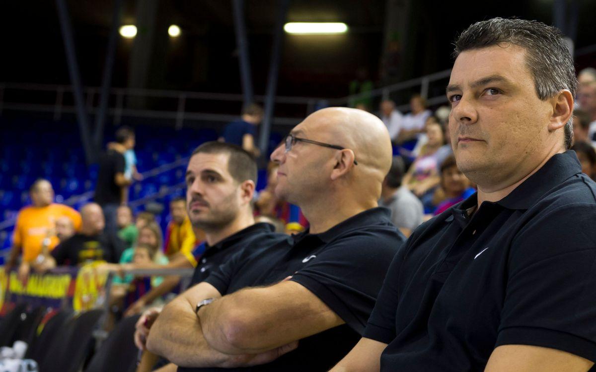 Xavi Pascual i Zupo Equisoain, dos campions cara a cara