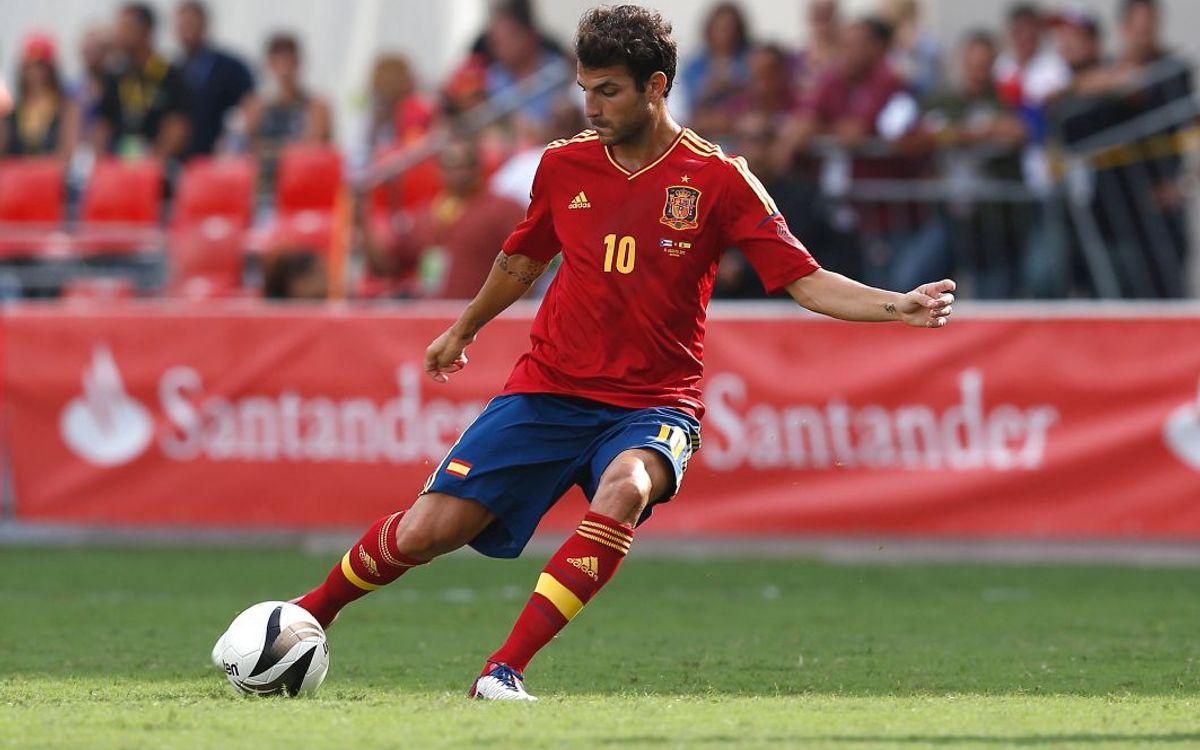 スペイン代表、ハイチを下す (2-1)