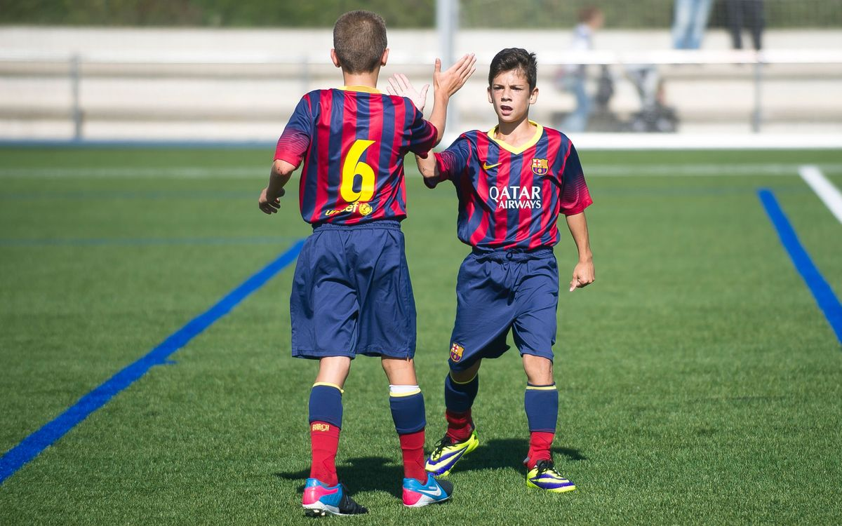 The Five best youth team goals of the week (September 21th and 22th)