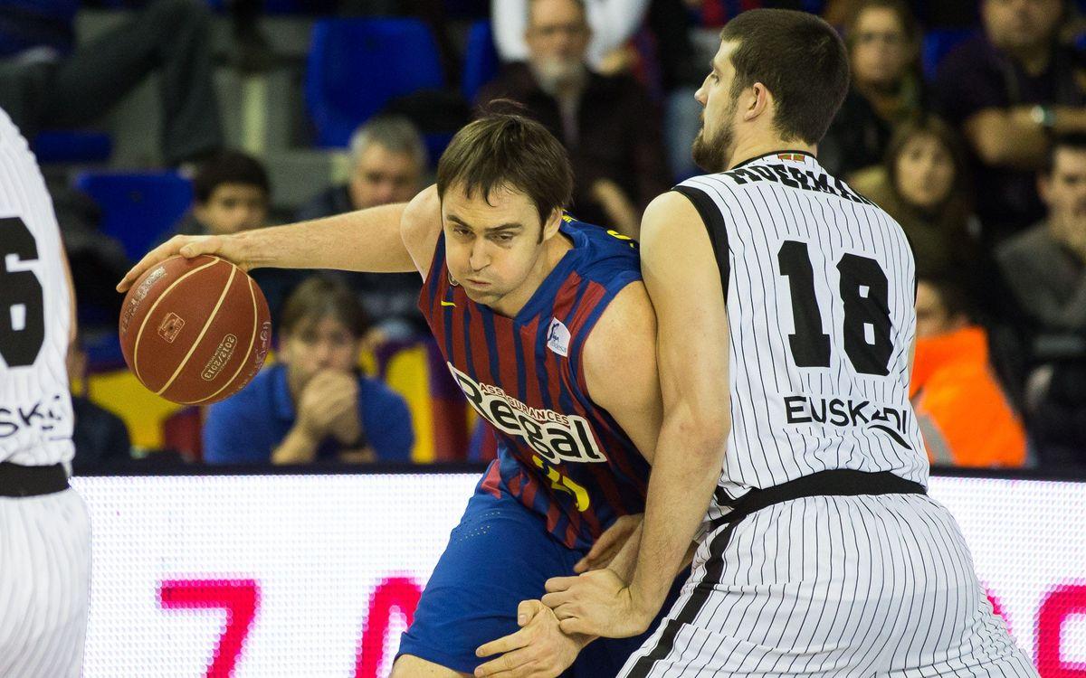 Barça Regal – Uxue Bilbao Basket: The most dangerous match