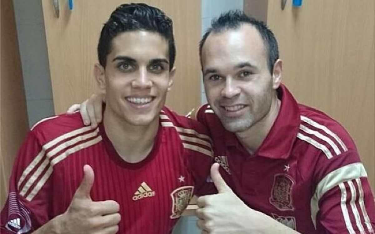 Bartra makes winning international debut (1-2)