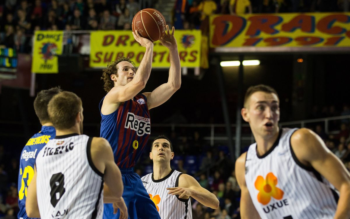 Bilbao Basket the toughest opponent for Barça Regal despite the precedents