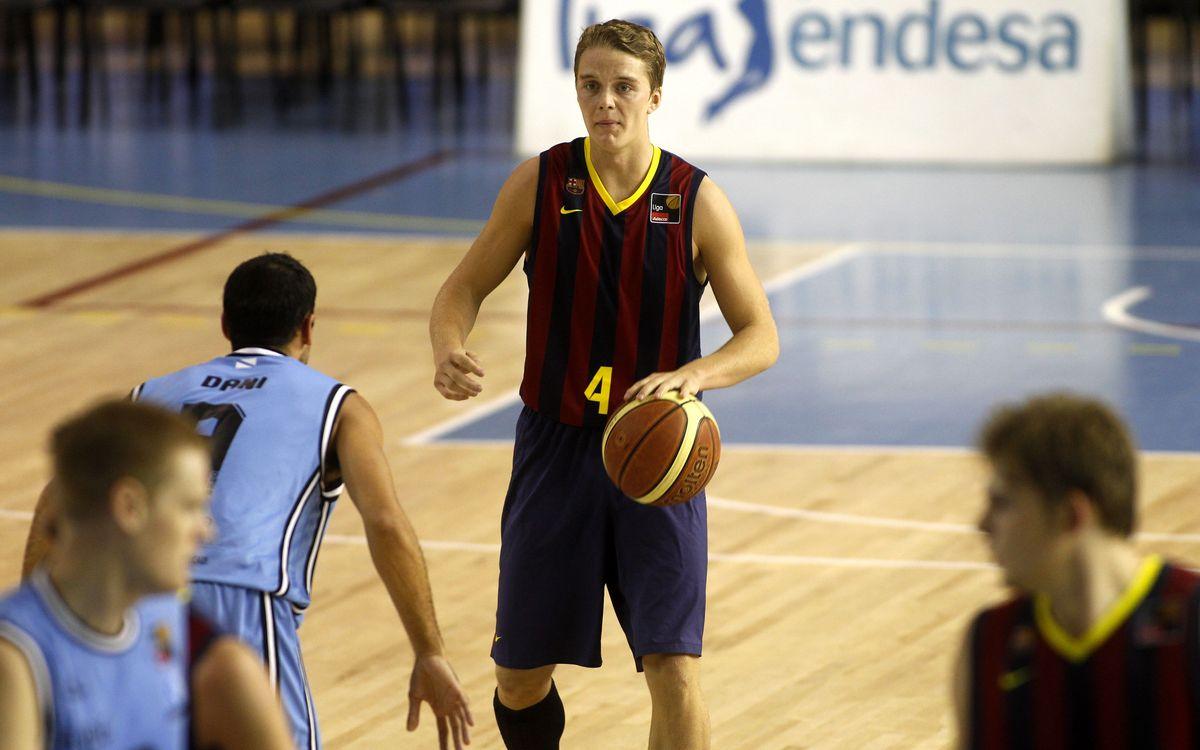 Melilla Baloncesto – FC Barcelona B: Decideixen els petits detalls (74-67)