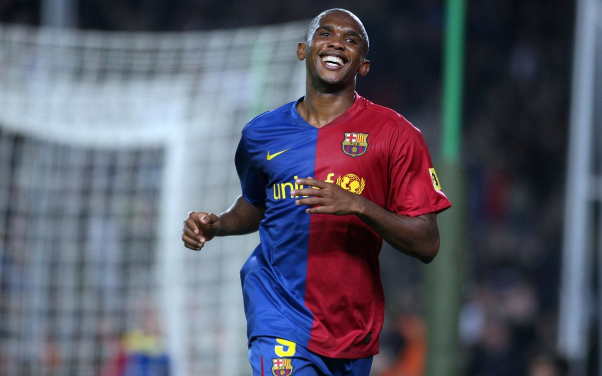 Samuel Eto'o announces his retirement