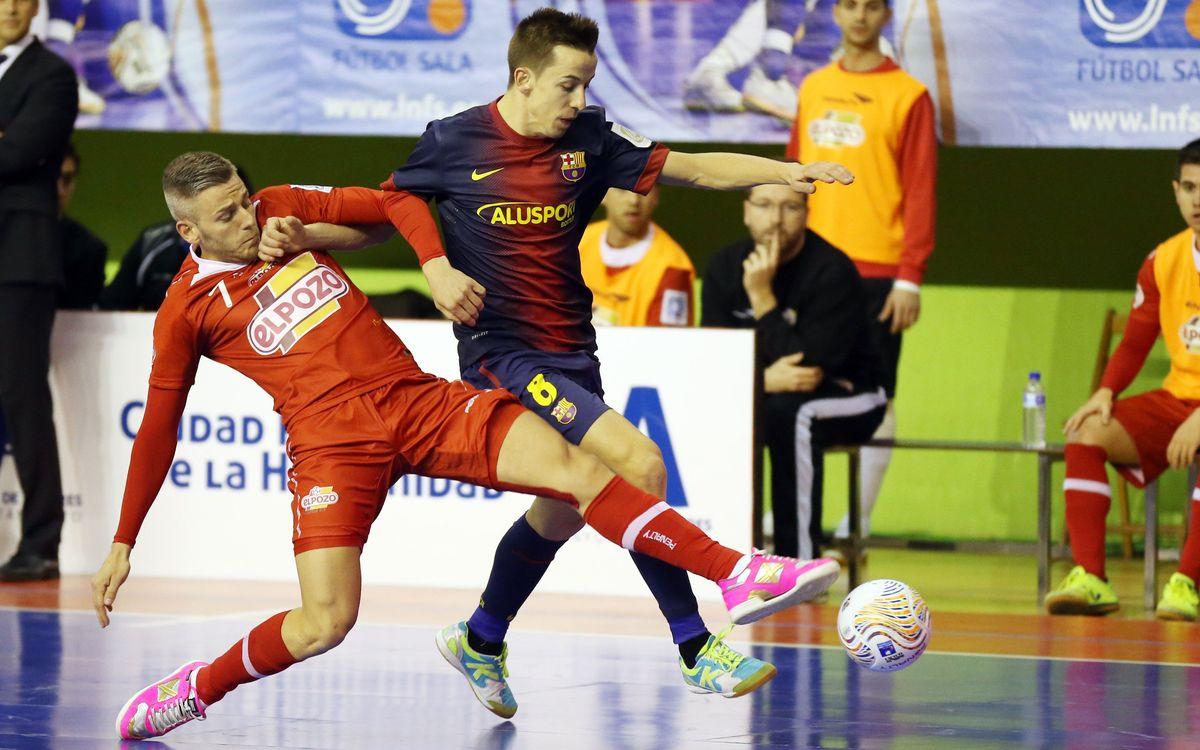 La final de la Copa del Rei, la sisena final de copa consecutiva del Barça Alusport