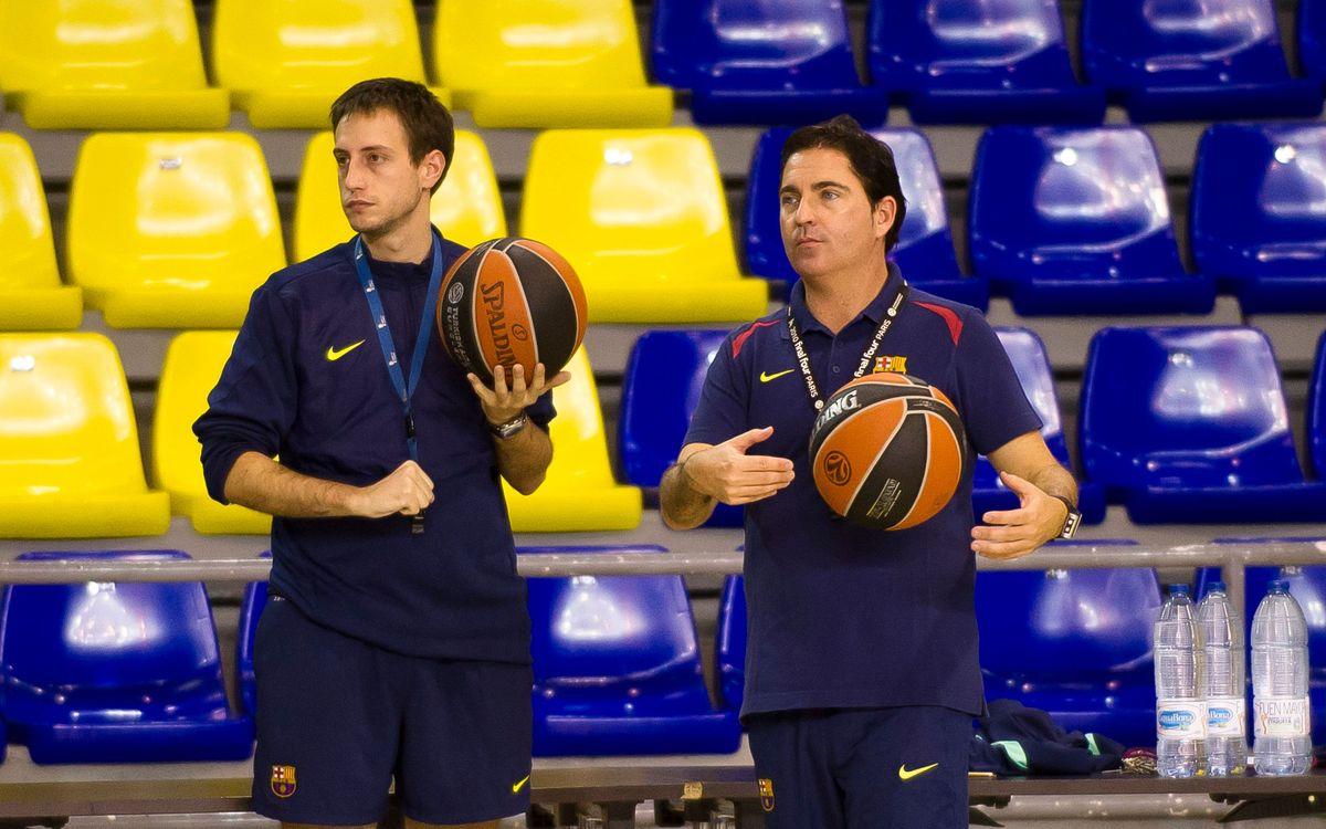 """Xavi Pascual: """"Hem d'aconseguir més regularitat en el nostre rendiment"""""""