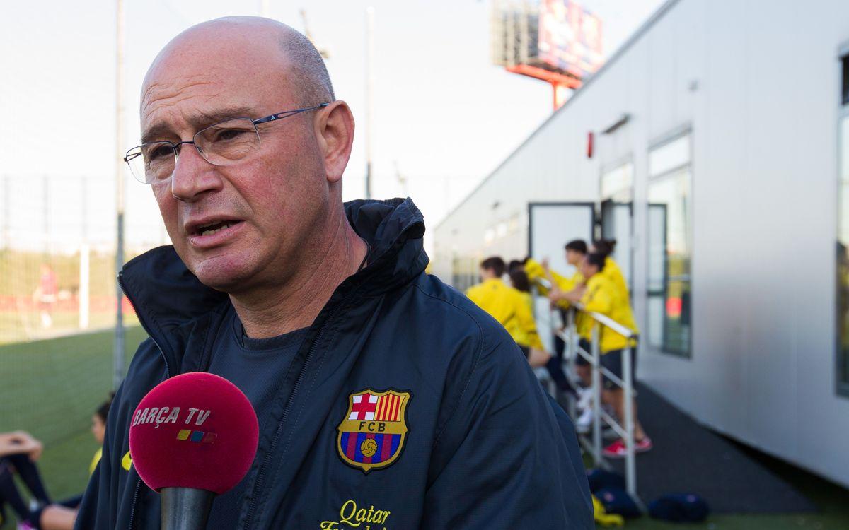 """Xavi Llorens: """"Estic molt content, a nivell estatal ho hem guanyat tot"""""""