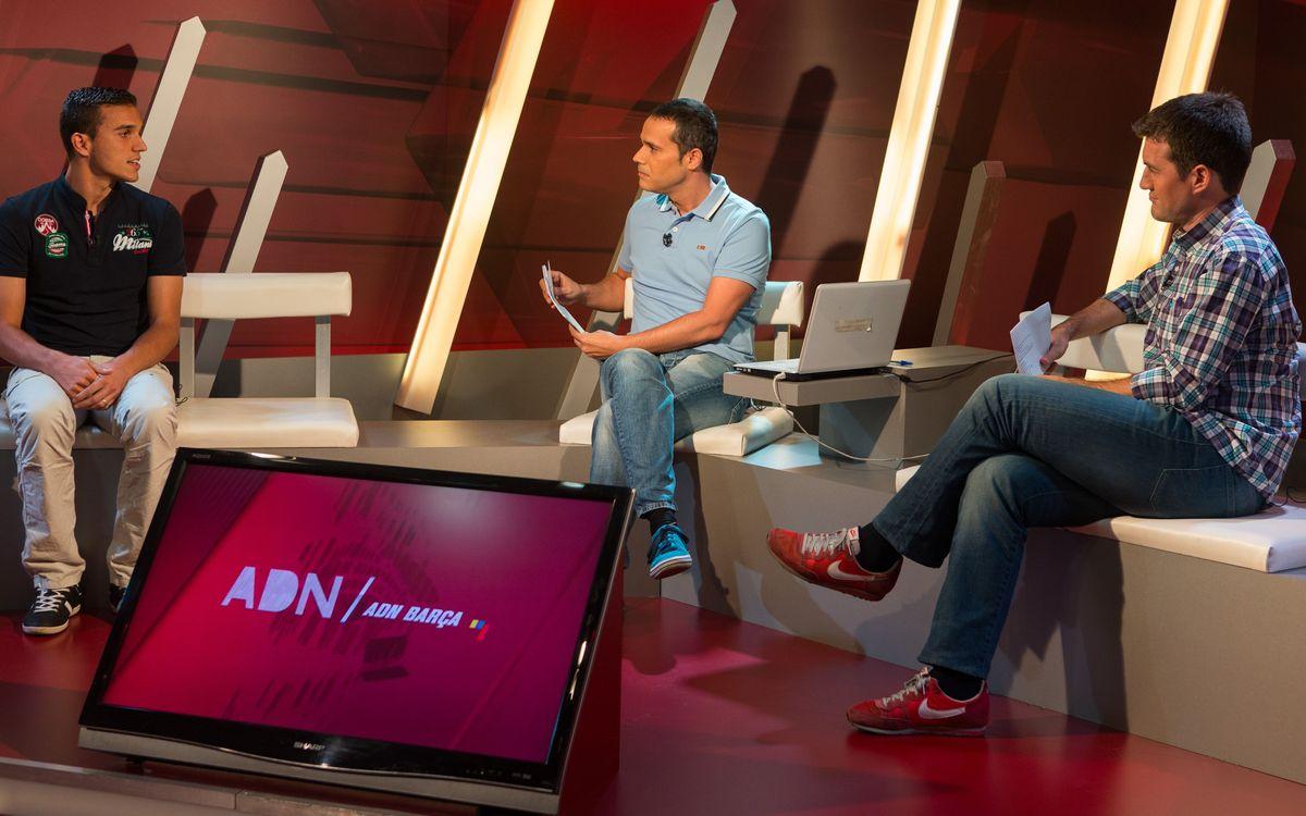 """Jordi Masip: """"El suport de l'afició és importantíssim"""""""