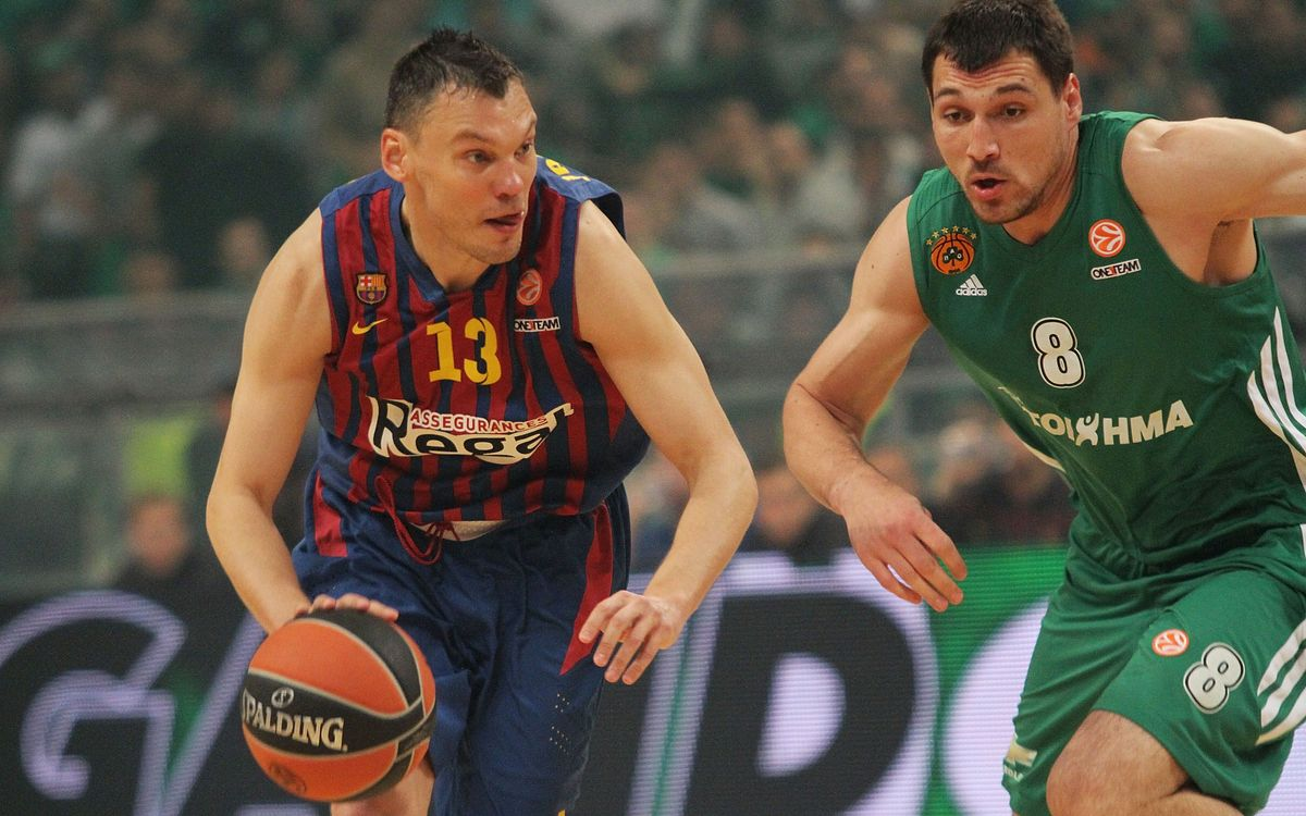 Panathinaikos – Barça Regal: Slim loss leave the Blaugrana in a tight spot (65-63)